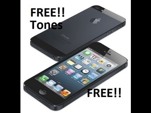 free ringtones for iphone 5 how to make free custom iphone 5 ringtone for ios6 and 16974