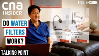 Do Water Filters Really Purify Your Water? | Talking Point | Full Episode