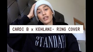 CARDI B feat. KEHLANI - RING COVER