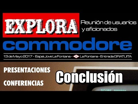 Explora Commodore 2017: Conclusion