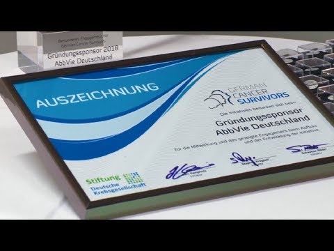 AbbVie unterstützt German Cancer Survivors