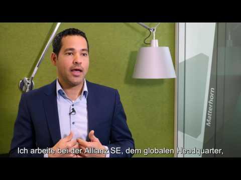 Arthur Reehuis, Audit – IT Practice, Allianz SE
