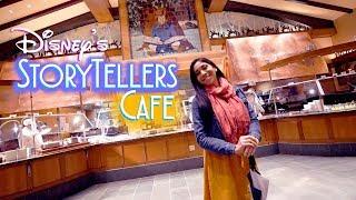 Storytellers Cafe Dinner and Buffet | Disney's Grand Californian Hotel