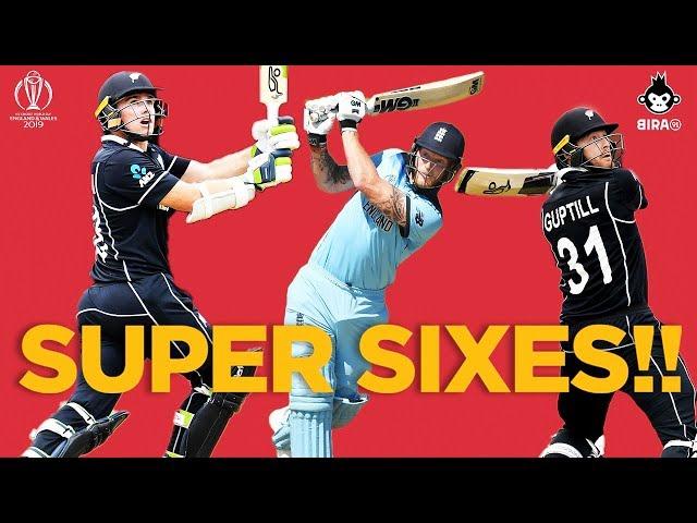 Bira91 Super Sixes! | New Zealand vs England | ICC Cricket World Cup 2019