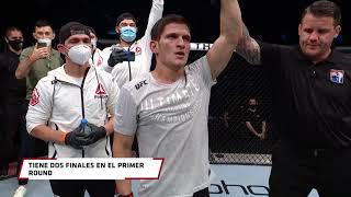 UFC Fight Island: Peleadores Que Debes Conocer