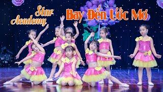 nhảy Bay Đến Ước Mơ - Star Academy Club | Chung kết Angel Baby II