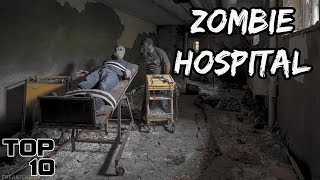 Top 10 Scary Abandoned Hospitals - Part 2