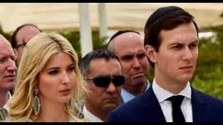 "Friends: Jared & Ivanka are in a ""World Of Sh*t"" Over Mueller Probe"