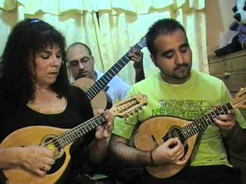 Consagrado a Ti 1era y 2da voz mandolina