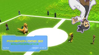 Cydodust Crusaders - One Shot Pokémon MMO 3D Evolutionary Stone w/ Cydonia