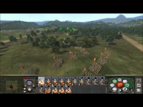 Medieval II Total War Online Battle #190