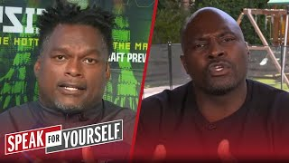 Marcellus Wiley challenges all of America to help in the fight against racism | SPEAK FOR YOURSELF