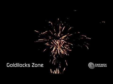 Fantastic Fireworks Goldilocks Zone - 36 shot firework