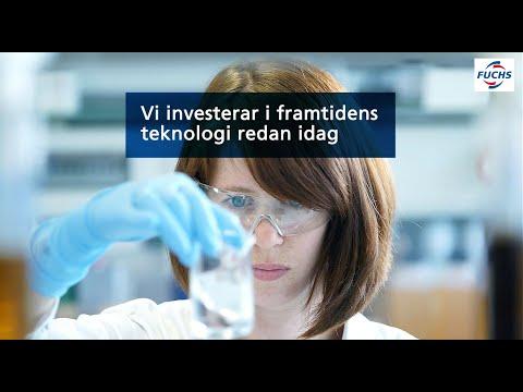 Vi investerar i framtidens teknologi redan idag