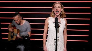 Rock of Ages Star Kirsten Scott Belts The House Down Singing Her Broadway Bucket List