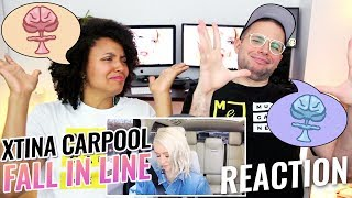 Christina Aguilera – Fall In Line Carpool Karaoke | The Late Late Show w/ James Corden | REACTION