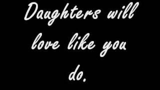 John Mayer - Daughters Lyrics