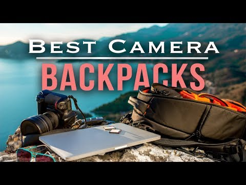 9 Best Camera BackPacks For Travel & Vlogging | Gear Review & Tips
