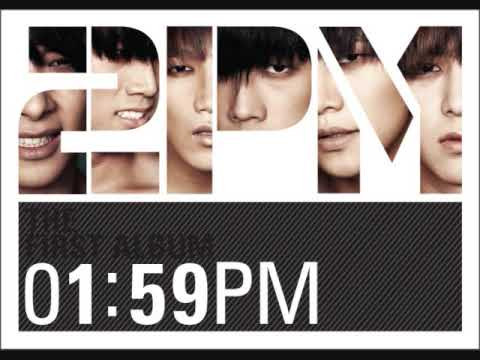 [Audio] 2PM - 기다리다 지친다 (Tired of Waiting)