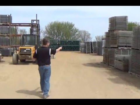How to Find, Compare & Buy New & Used Wire Decking for Pallet Racks