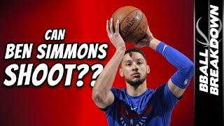 Did Ben Simmons FIX His Jumper?