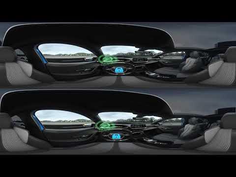 Active Blind Spot Monitoring System - Peugeot 208 I VR 360