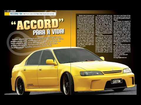 Honda Accord Custom