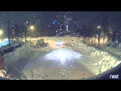 Snowzilla Time Lapse at Anthony Wilder