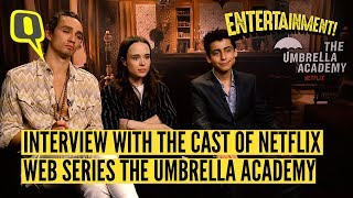 Ellen Page On Fighting Fears With 'The Umbrella Academy'  The Quint