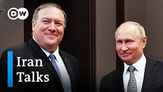 US fails to get international support for Iran policy | DW News - YouTube