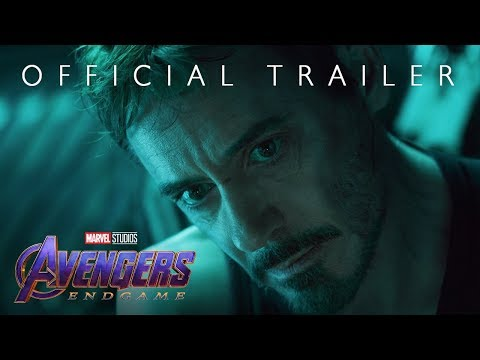 Avengers: Endgame - Official Trailer - Hindi