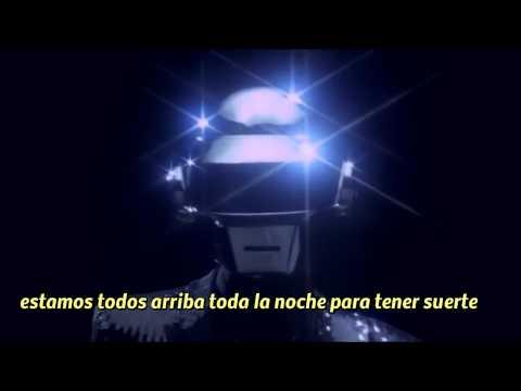 Baixar Daft Punk - Get Lucky (Subtitulado al español)