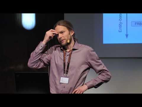 Finlands nationalbibliografi som länkade data