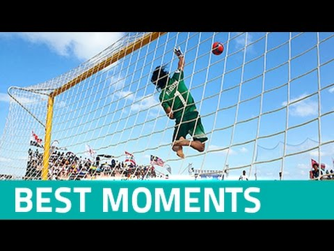 BEST MOMENTS: AFC Beach Soccer Championship 2017