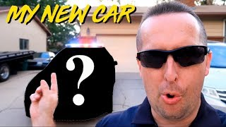 **NEW** POLICE CAR TOUR (how to work the lights & siren)