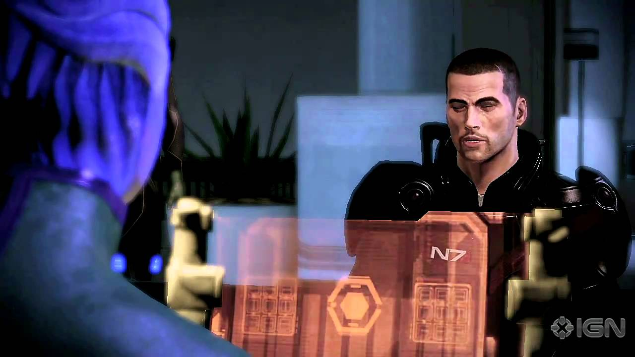 Mass Effect 2: Lair of the Shadow Broker Review - IGN