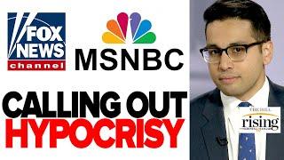 Saagar Enjeti: Media HYPOCRISY As MSNBC Mocks Fox News For Asking Biden About Hunter