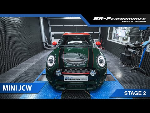 MINI JCW F56  / Stage 2 By BR-Performance / OPF Delete