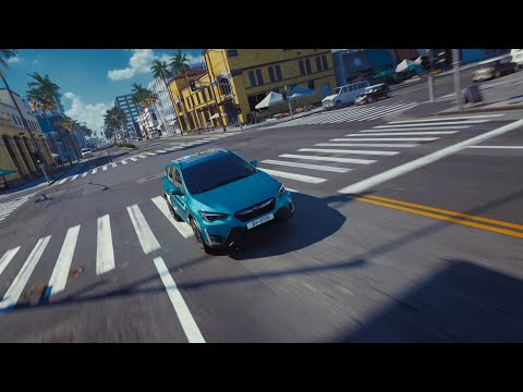 "2021MY SUBARU XV [e-BOXER] Promotional Video ""Urban Playground"" (15 sec.)"