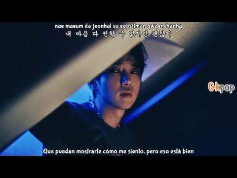Yesung - Confession (Sub español - Hangul - Roma) HD