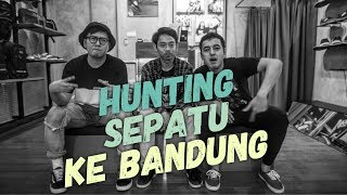 Hunting Sepatu ke Bandung #KemVlog