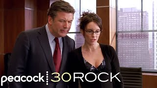 30 Rock – Liz Feels The Power