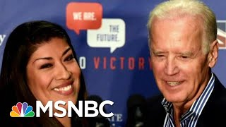 Joe Biden's Physical Style With Women Now Under Scrutiny | Morning Joe | MSNBC