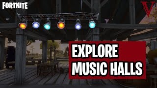 Explore Old West Music Halls | Canny Valley 2 | Fortnite Save the World | TeamVASH