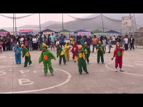 Baile de La película Río
