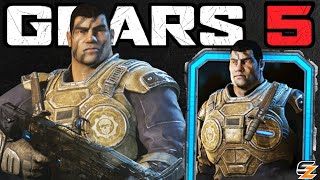 GEARS 5 Characters Gameplay - COMMANDO DOM Character Skin Multiplayer Gameplay!