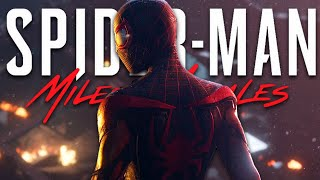 I DID NOT EXPECT THAT ENDING | Spider-Man Miles Morales - Part 6 (PS5)