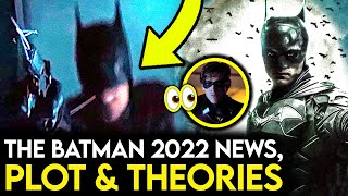 New Look at Matt Reeves' THE BATMAN, Main Theme Teased & MORE!