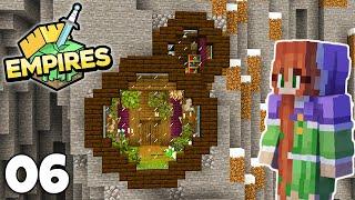 Empires SMP: Mountain Greenhouse   Episode 6