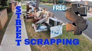 Street Scrapping Adventures Scrap Metal Picking